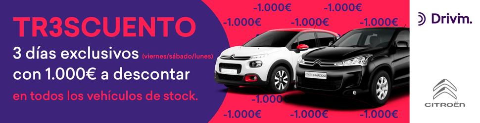 Descuentos 1000€!