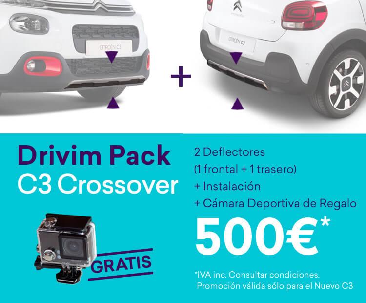drivim pack c3 crossover