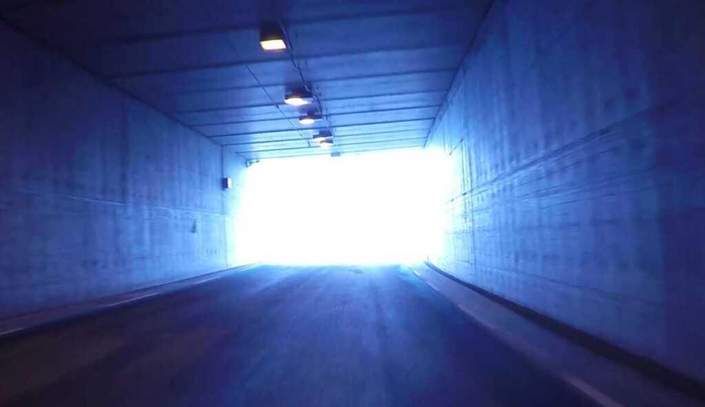 delumbramientos en tuneles